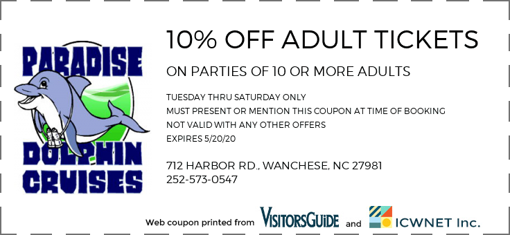 10% OFF ADULT TICKETS