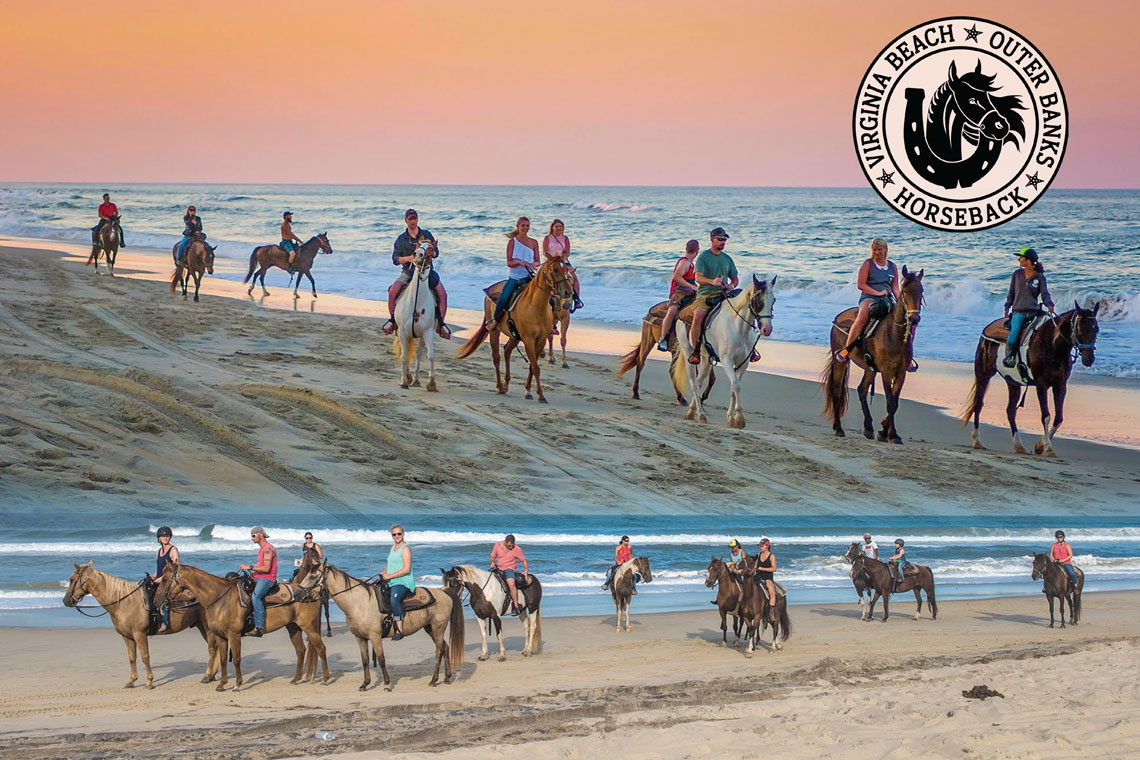 5% OFF Beach Sunset Horseback Ride