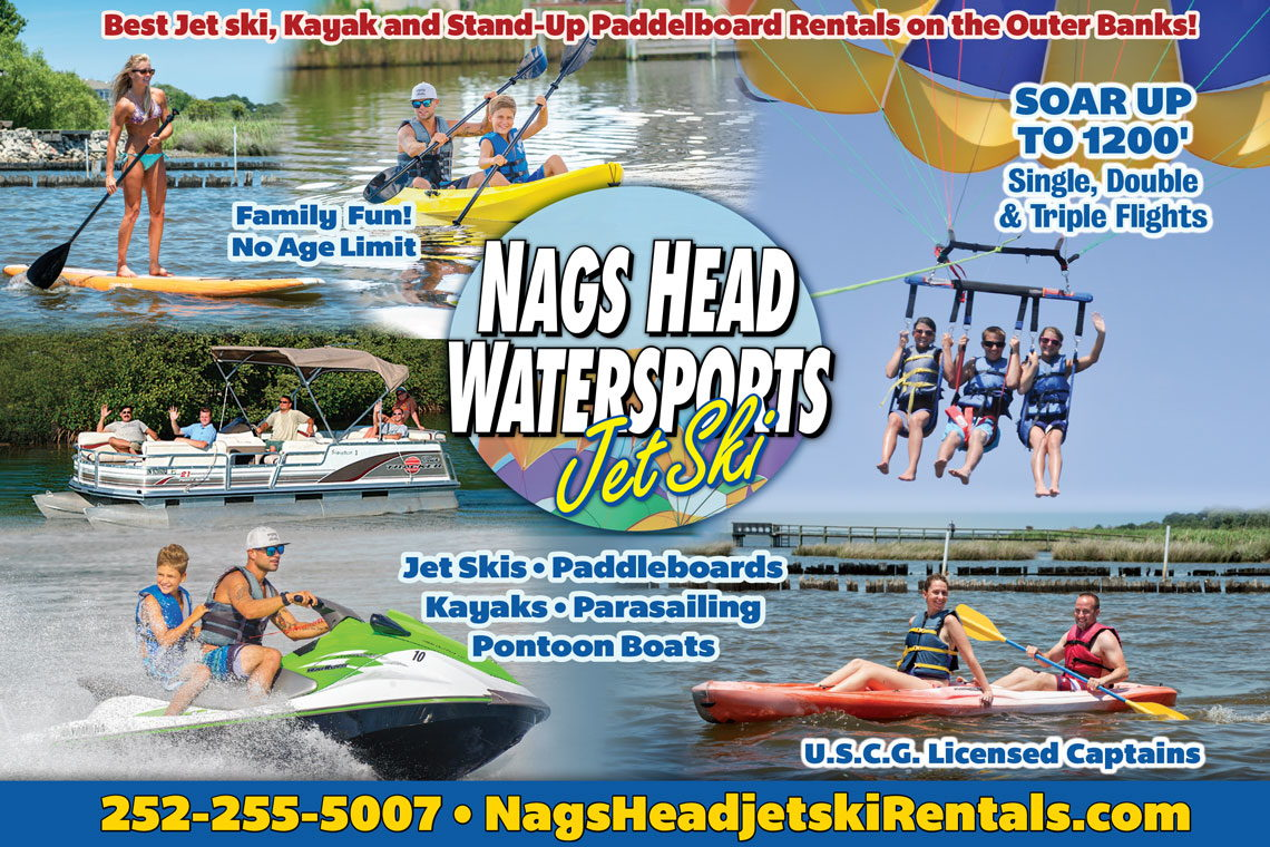 $6 OFF Jet Ski / Pontoon Boat / Parasail Flight