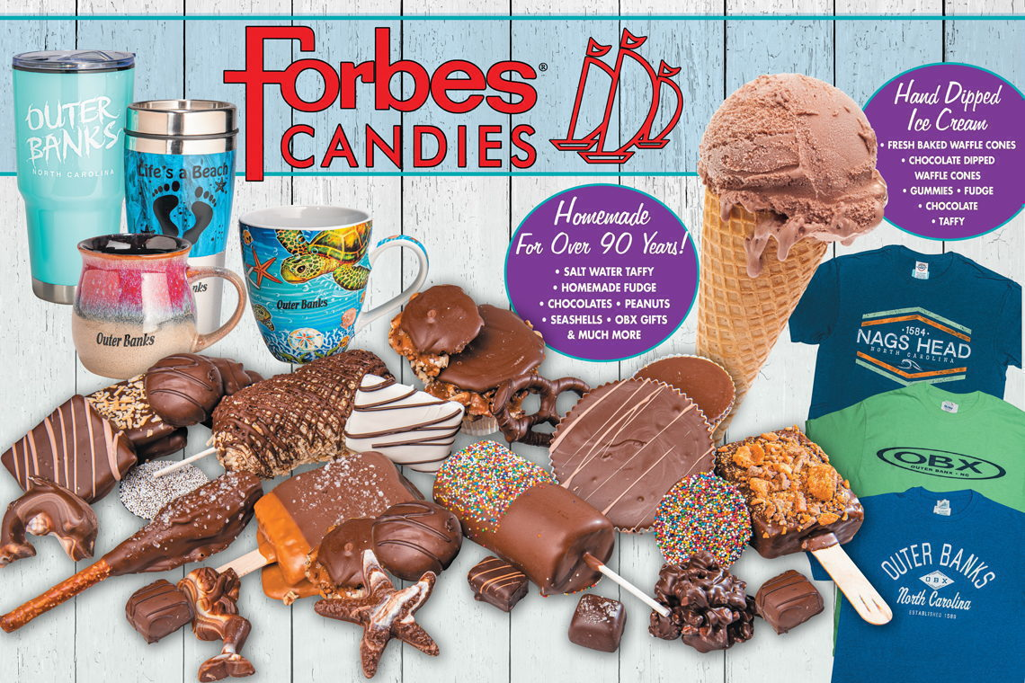 Forbes Candies and Gifts