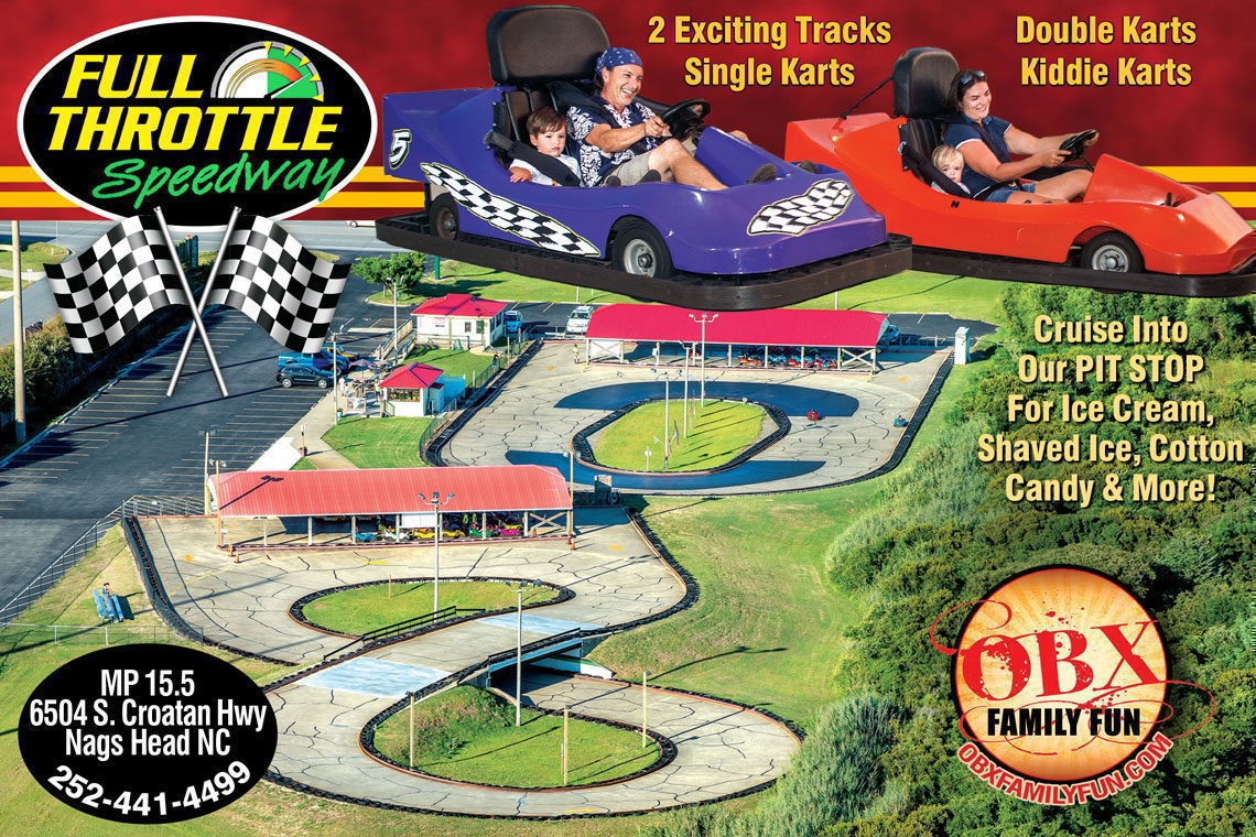 Full Throttle Raceway
