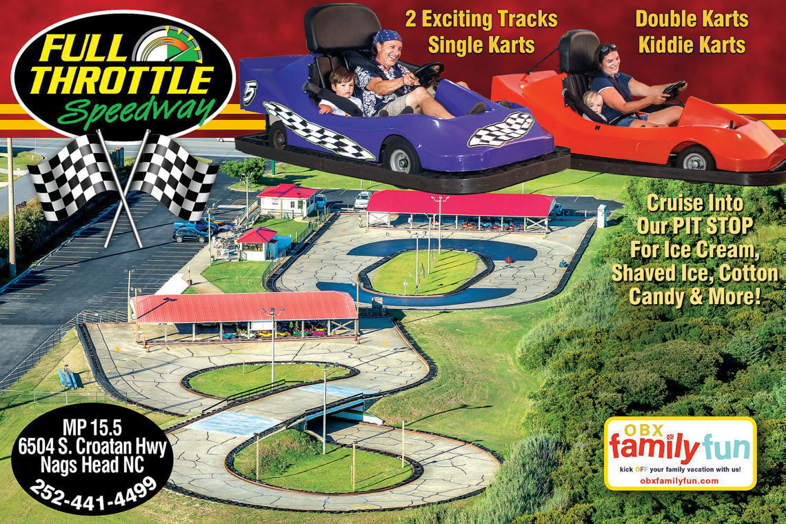 Full Throttle Speedway