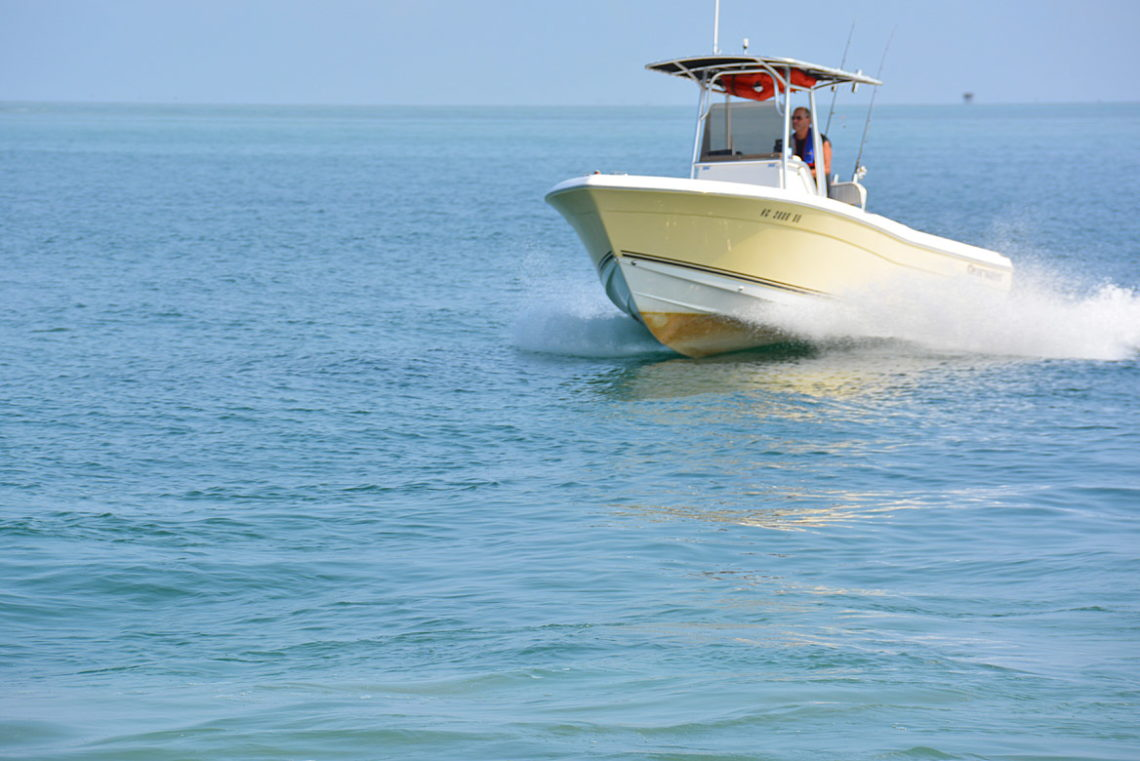 Boating in Nags Head - Nags-Head.com